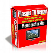 plasma tv repair manual